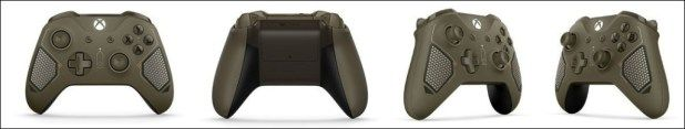 New Xbox One Controller Release Sports Combat Tech Style