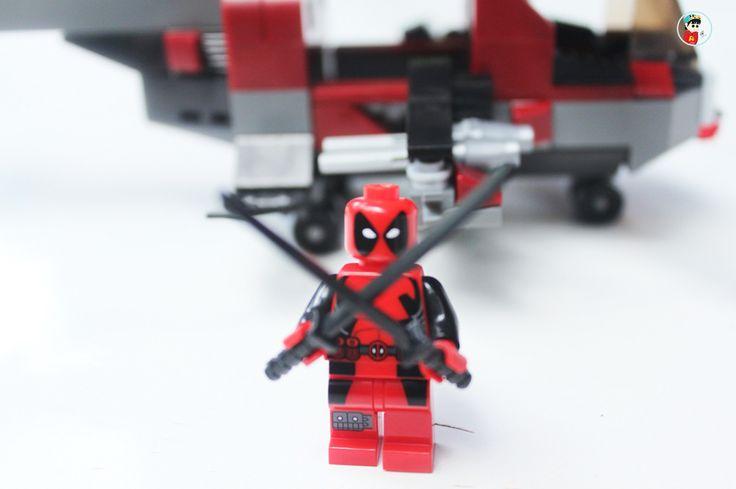 Helloo ,, Mr. Pool   Lego