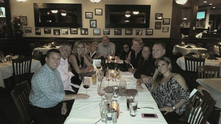 Grand Dental - Lake Zurich welcoming dinner! #granddental