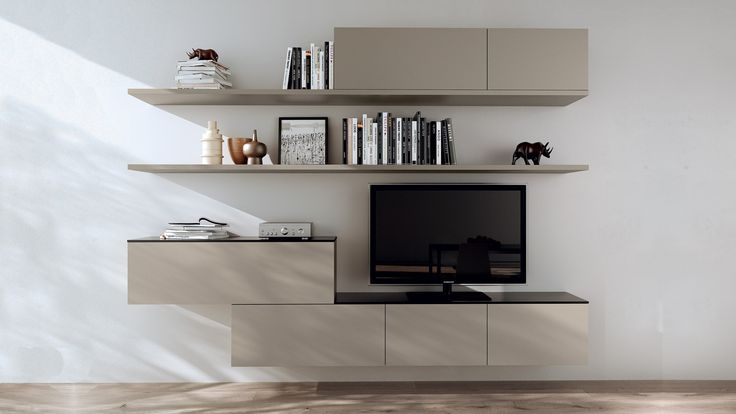 Salas de estar Living Evolution Scavolini