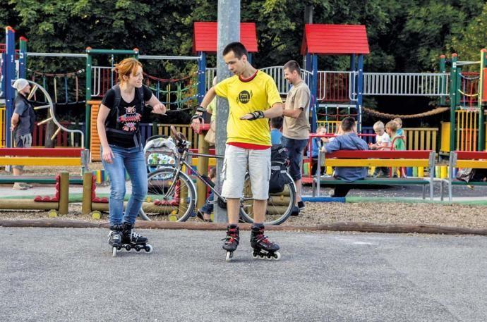 Inline očistec: Prečo je korčuľovanie lepšie ako beh | Týždenník TREND | TREND.sk