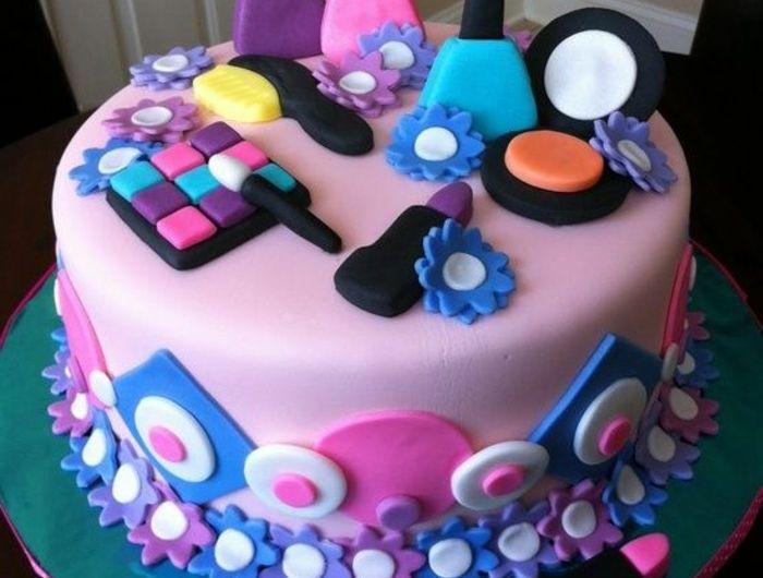 Bien-aimé Les 25 meilleures idées de la catégorie Gâteaux d'anniversaire  EG31