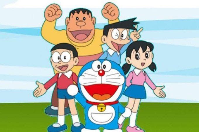 Terkeren 30 Gambar Kartun Nobita Dan Doraemon Kumpulan Sketsa Gambar Doraemon Dan Nobita Keren Dan Lucu Download Nobita Doraem Di 2020 Kartun Doraemon Gambar Lucu