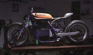 How to Turn a Suzuki Dirt Bike Into a Modern Cafe Racer – Part 3