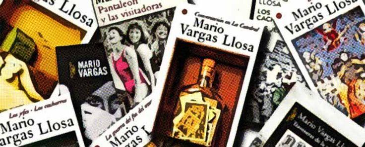 Novelas, cuentos y relatos de Mario Vargas Llosa: el género masculino en su obra  Novelas, cuentos y relatos de Mario Vargas Llosa: el género masculino en su obra