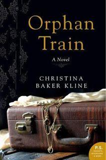 """El tren de los huérfanos -- Christina Baker Kline, ver y leer en anibalfuente.blogspot.com.ar  """"Anibal, libros para todos"""""""