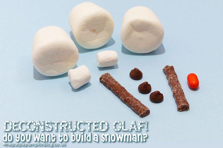 The Purple Pumpkin Blog: Do You Want To Build A Snowman? Party Favor Free Printable | #100DaysOfDisney - Day 8 | Disney Make It Monday
