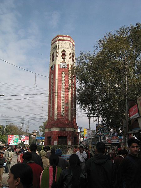 Ghanta Ghar (Clock tower), Dehradun