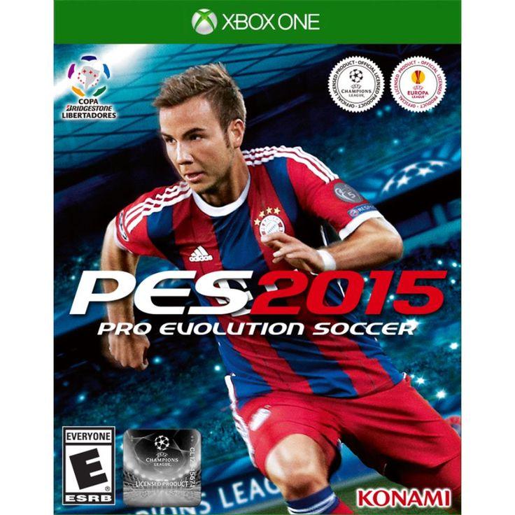 Pro Evolution Soccer 2015 Xone - Jogos Xbox One no Extra.com.br