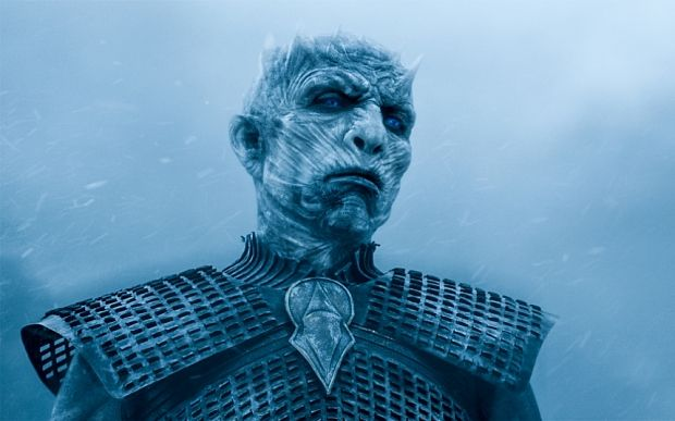 I have a theory that the Night King is Jon Snows father,  a winterized Rhaegar Targaryen.