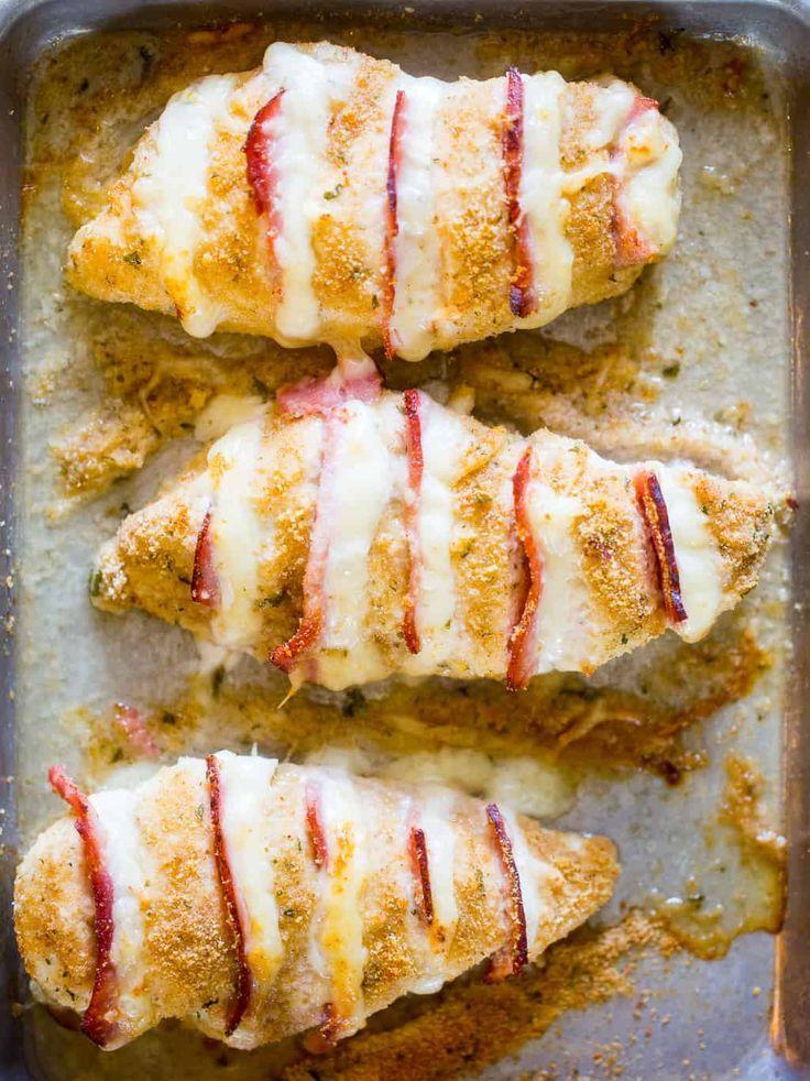 Baked Chicken Cordon Bleu Recipe Baked Chicken Cordon Bleu Chicken Cordon Bleu Recipe Boneless Skinless Chicken Recipes