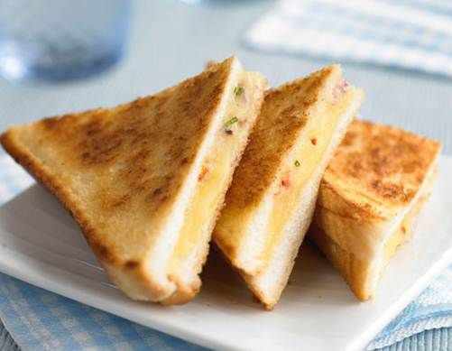 Even more cheese toasties
