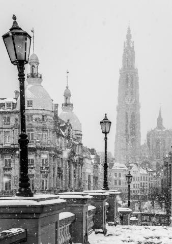Antwerp, Belgium.
