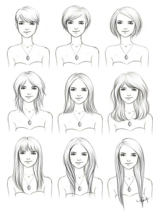 Growing out short hair guide!