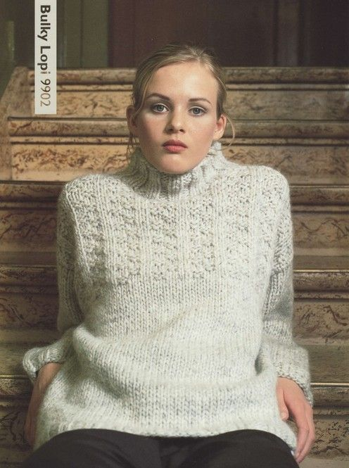 Istex - Iceland--Norah Gaughan--Sweater