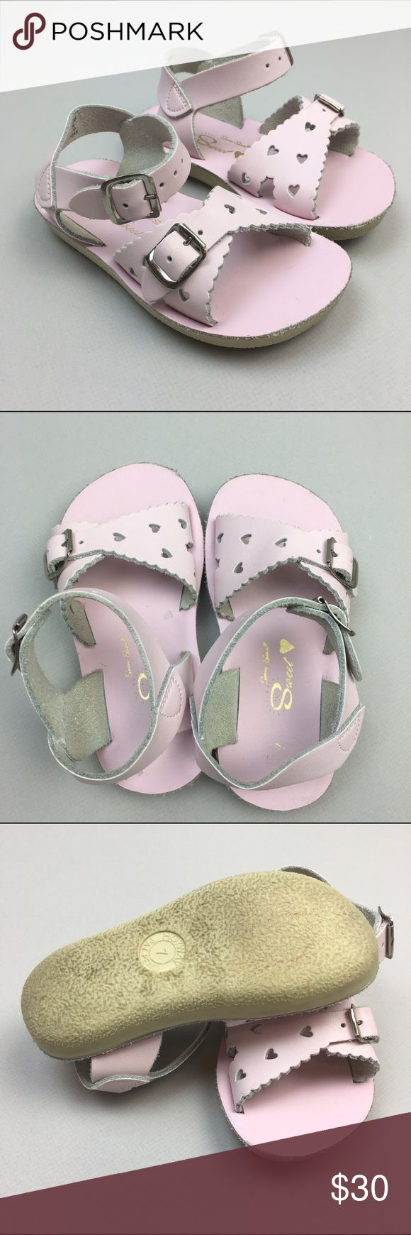 Salt water sweethearts sandals Great condition Salt Water Sandals by Hoy Shoes Sandals & Flip Flops