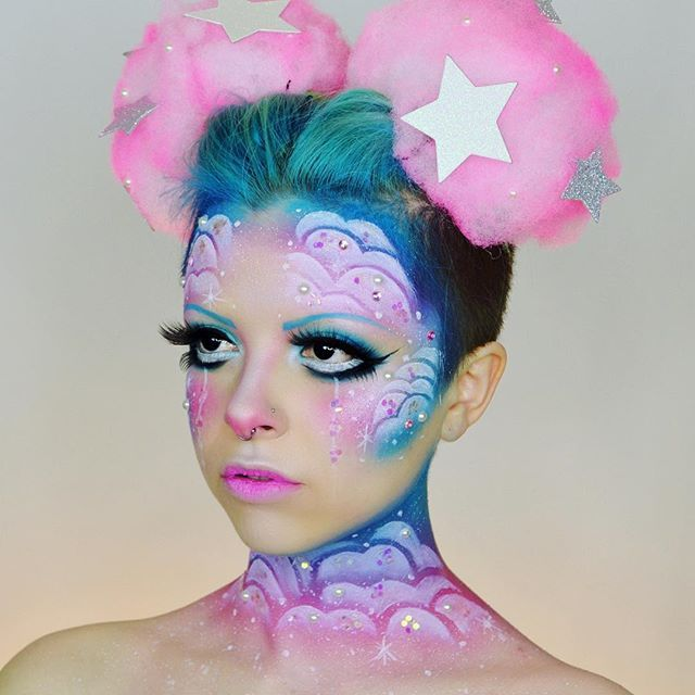 Second day of voting for the #NYXFACEAWARDS Have you seen my video? I created my own anime character, the Cotton Candy Princess Direct link to watch my video & to vote in my BIO! THANK YOU so soooo much to everyone who has voted so far and shown me support and love, it means so much! Wish I could hug every one of ya. Have a beautiful day ✨✨✨ #NYX #NYXCosmetics