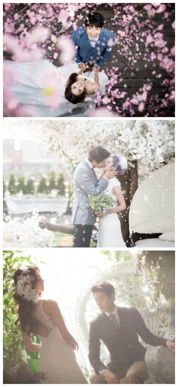 Elegant Korea wedding concept photos in studio / May Studio on OneThreeOneFour / www.onethreeonefour.com