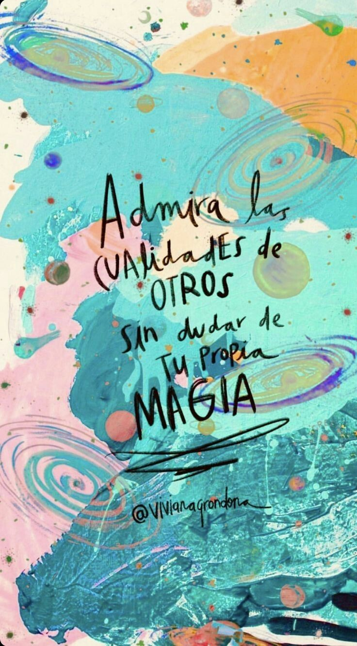 Sin duda es algo que se debe poner en práctica 🌼♥️ Inspirational Phrases, Motivational Phrases, Positive Vibes, Positive Quotes, Witch Craft, More Than Words, Spanish Quotes, Me Quotes, Woman Quotes