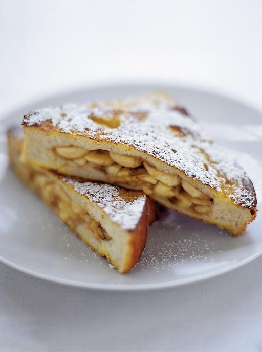 use idea tweak ingredients Stuffed French Toast | Fruit Recipes | Jamie Oliver Recipes