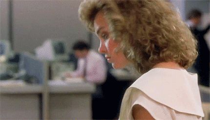 "Catherine Mary Stewart, ""Weekend at Bernie's"" (Ted Kotcheff, 1989)."