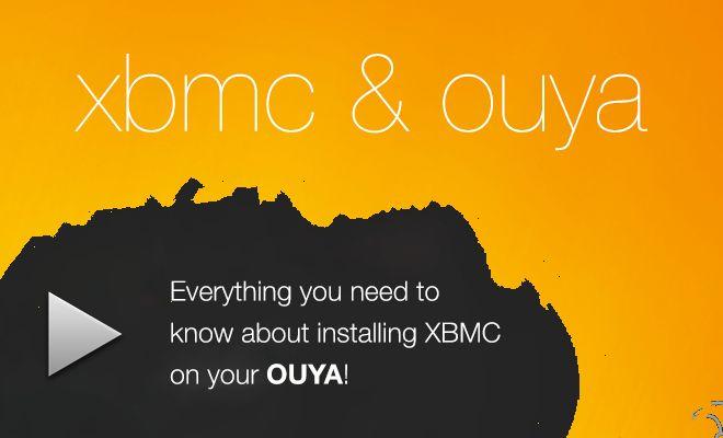 how to put kodi on ouya