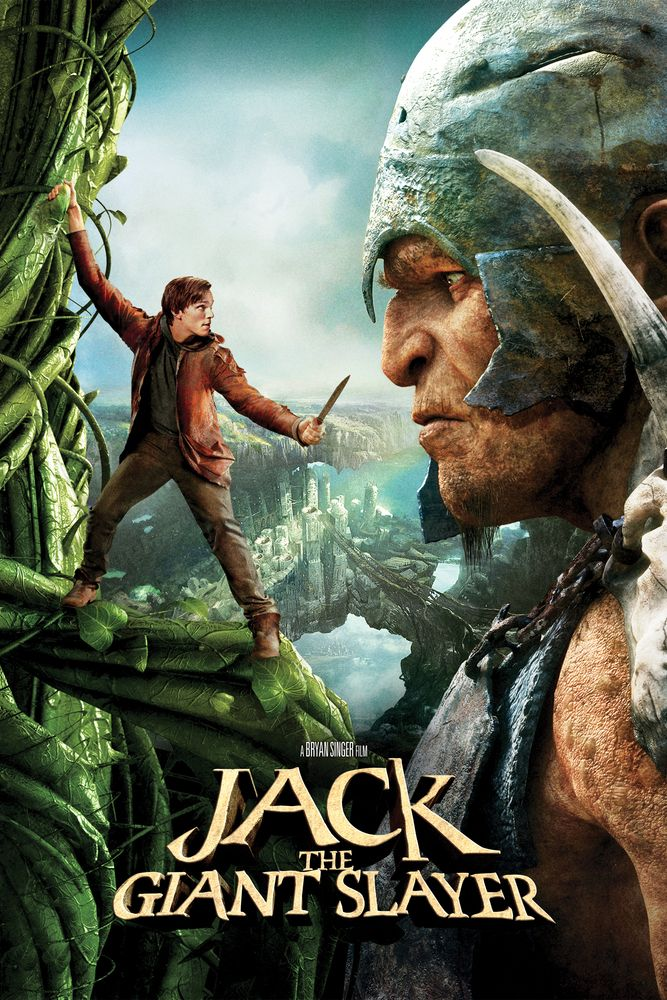 https://www.youtube.com/watch?v=ng9rjC8MOgU The ancient war between humans and a race of giants is reignited when Jack, a young farmhand fighting for a kingdom and the love of a princess, opens a gateway between the two worlds.