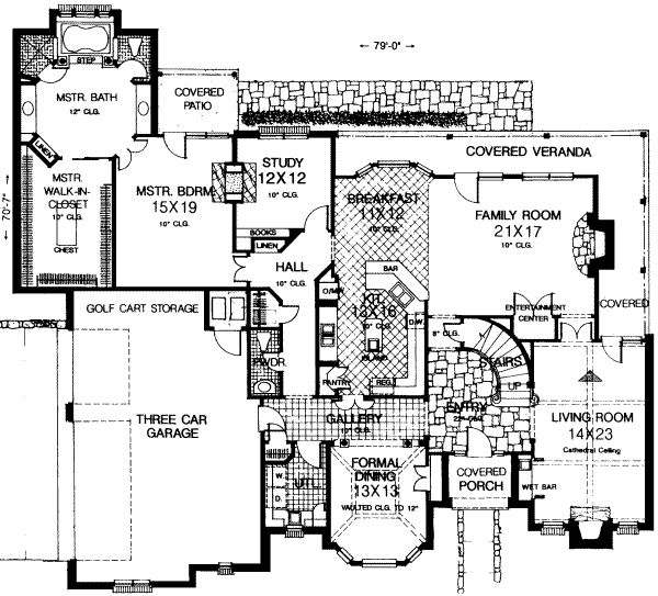23 best images about luxurious floor plans on pinterest for Master house plans