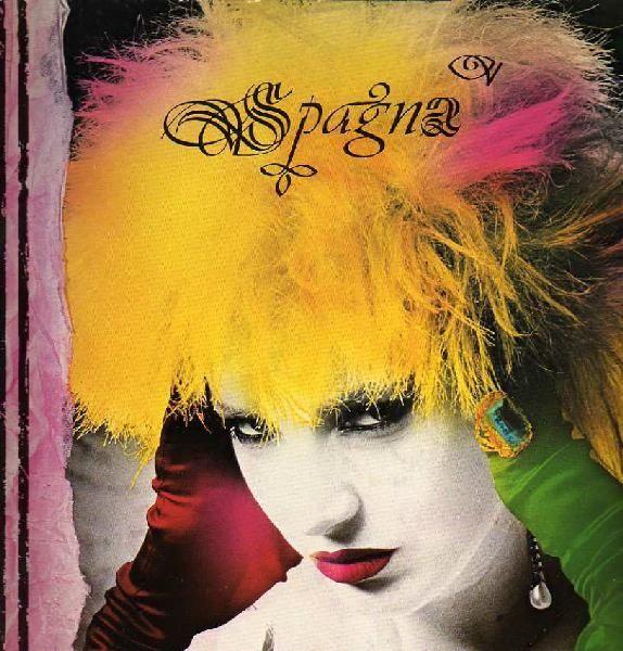 IVANA SPAGNA - Easy Lady / Jealousy - Vinyl 12 Maxi Italo Disco Pop RARE