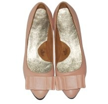 #Precious #Ballerina #genuine #leather #flats #kalishoes