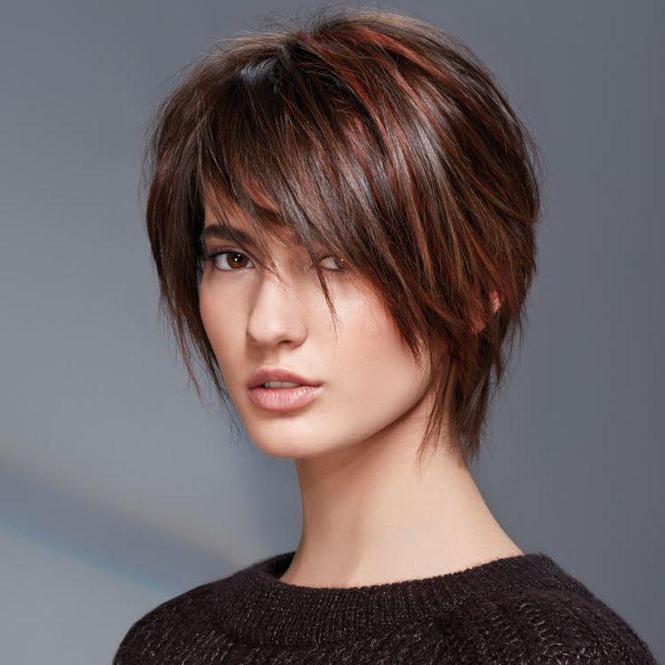 Coupe et coiffure cheveux courts Intermède Automnehiver