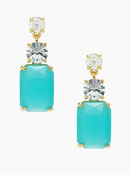 opening night drop earrings