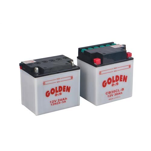 Golden Standard (Classic Conventional) Motorcycle Battery