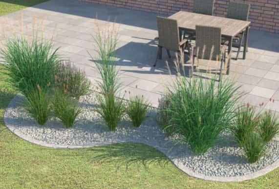 Easily Create And Design A Bed In 2020 Garten Vorgarten Kiesgarten