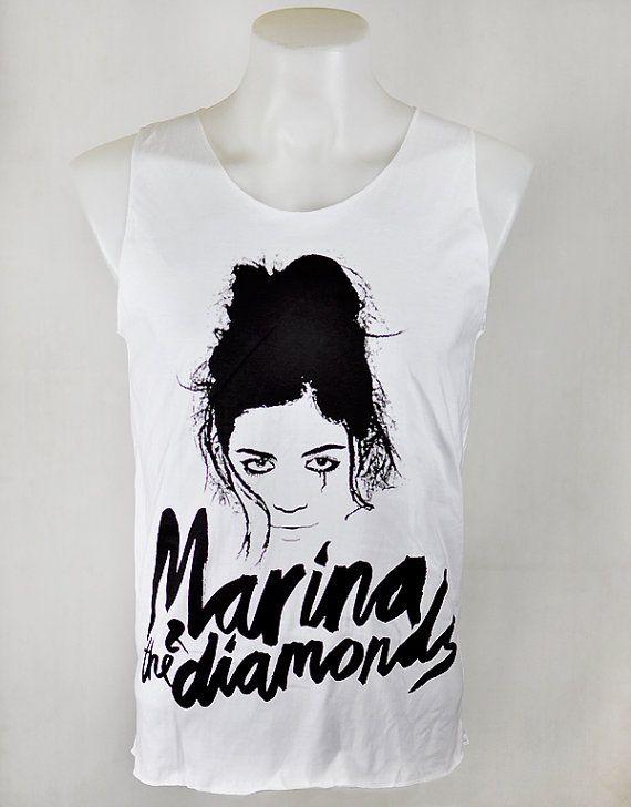Graphic Face Marina Lambrini Diamandis Marina and by Parleywingcal, $14.99