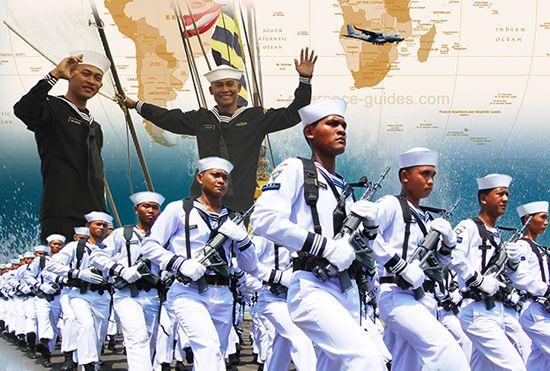 Penerimaan Tamtama PK TNI AL 2016 Gel. II