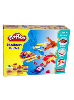 Buy Funskool Play-Doh Breakfast Buffet online at happyroar.com