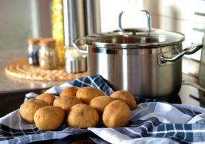 brambory, hrnec