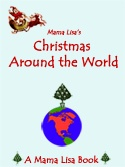 Mama Lisa'\s Christmas Around The World Cover
