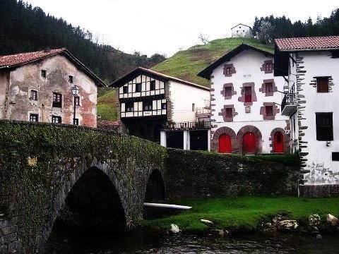 Basque Country, Nafarroa, Goizueta