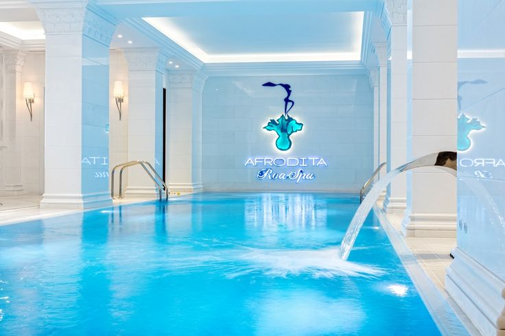 Indoor Swimming Pool, part of the SpaPark facilities! #spa #wellness #PomegranateSpaHotel