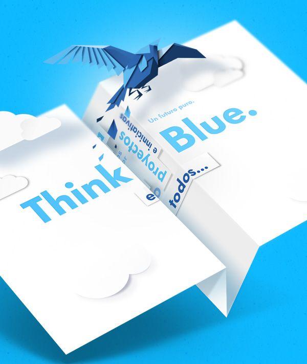 Volkswagen - Think Blue. Website