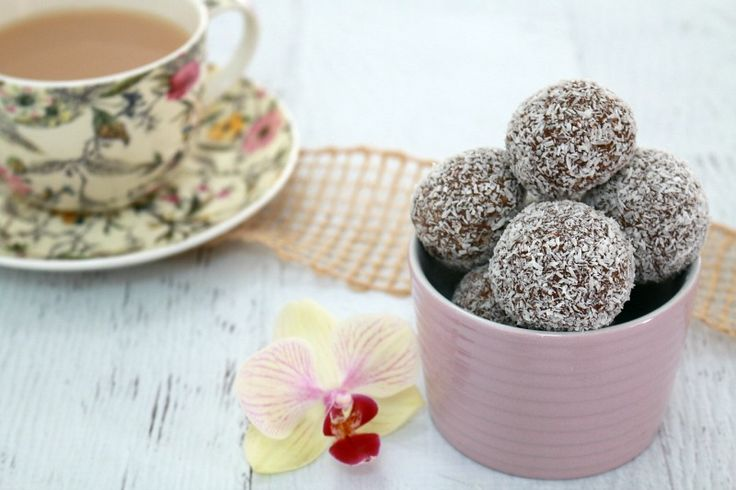 This is the easiest Kid-Friendly Rum Ball recipe - simply combine crushed biscuits, cocoa, coconut and condensed milk to make these delicious little treats!