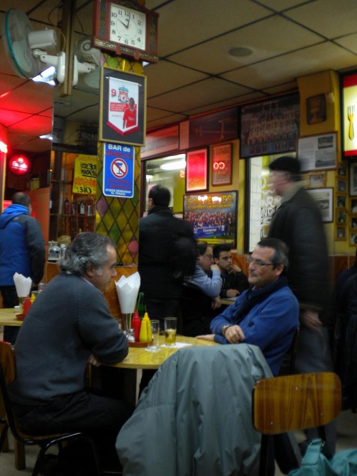 Cafe Las Lanzas
