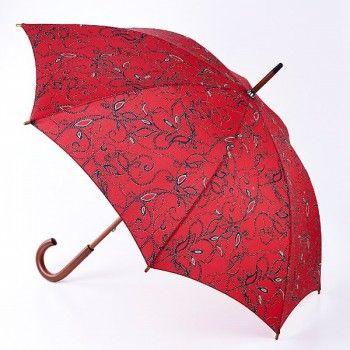 Fulton dámský holový deštník Kensington 2 FLORAL BREEZE L056
