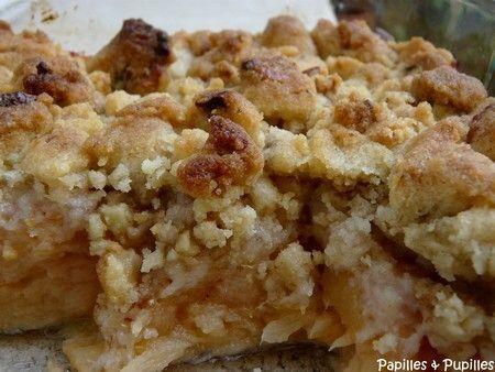 Cumble pommes coings miel et noix
