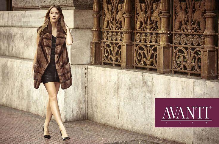 AVANTI FURS - MODEL:MARILIA-RENAZ G MINK VEST   #avantifurs #fur #fashion #mink #luxury #musthave #мех #шуба #стиль #норка #зима #красота #мода #topfurexperts