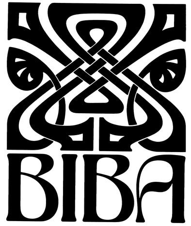 BIBA - London fashion - run by polish-born Barbara Hulanicki