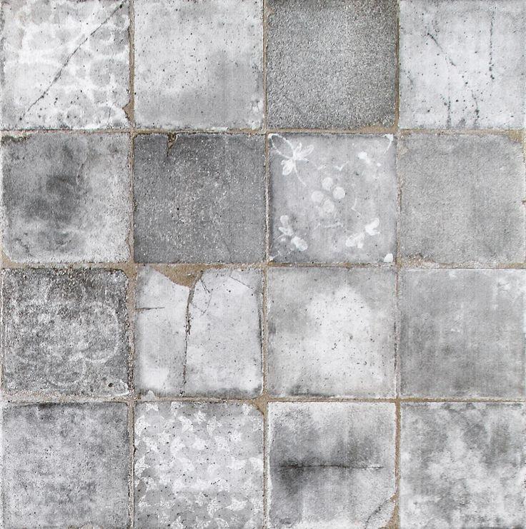 Gray Cement Tile : Best ideas about grey tiles on pinterest