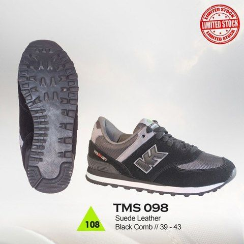Sepatu sport kulit Limited Stock FREE SHIPPING
